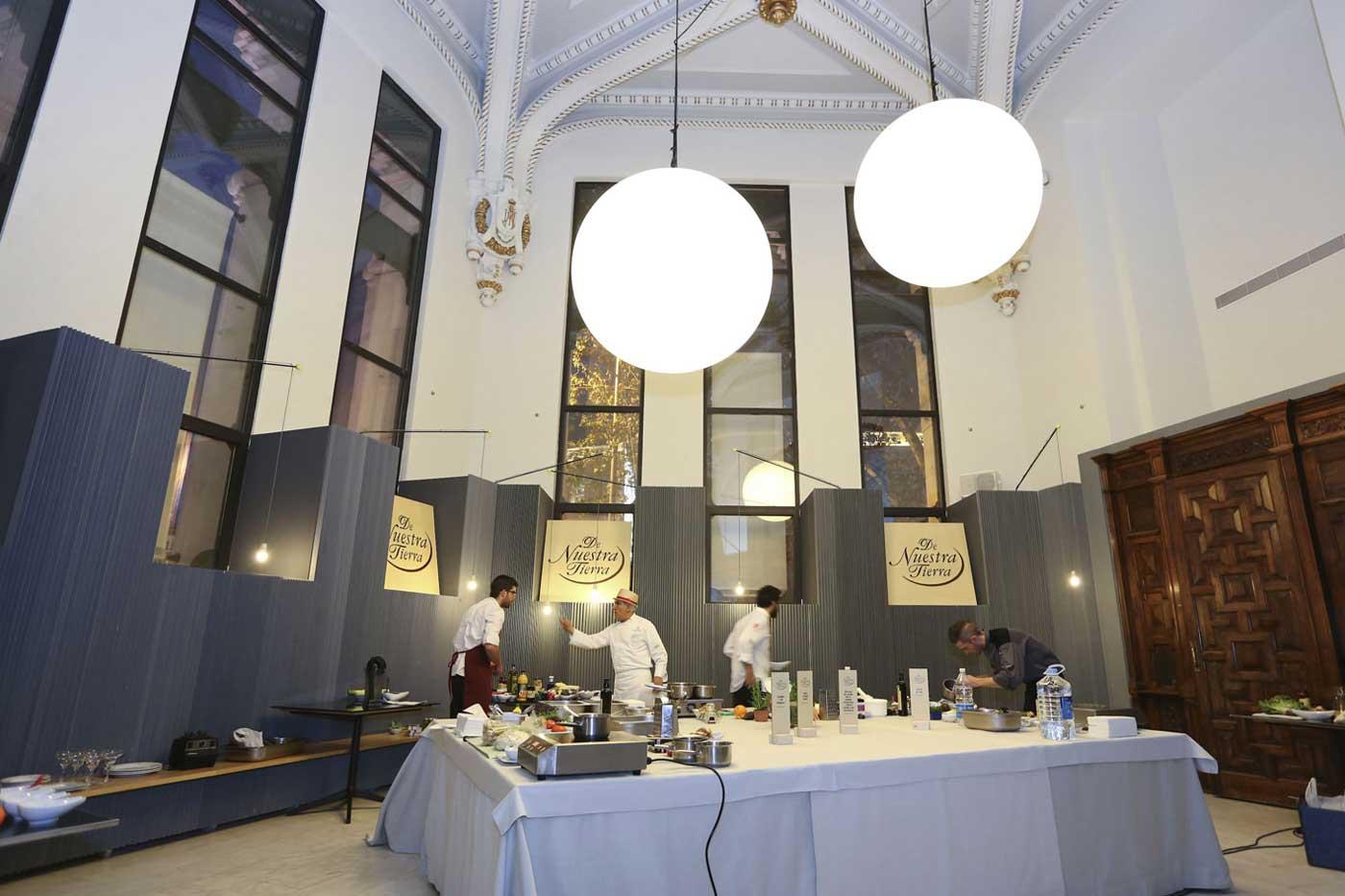 Eventos Gastronomía Del Palacio De Cibeles